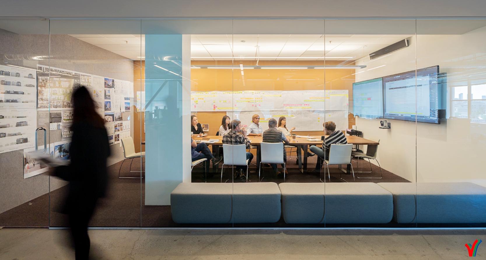 Studio di architettura statunitense, WRNS Studio, sceglie l'audioconferenza di Nureva