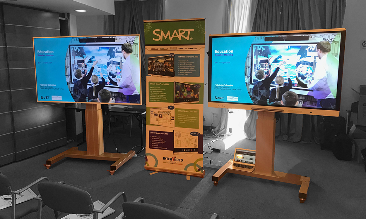 Meeting SMART 2018 Bari