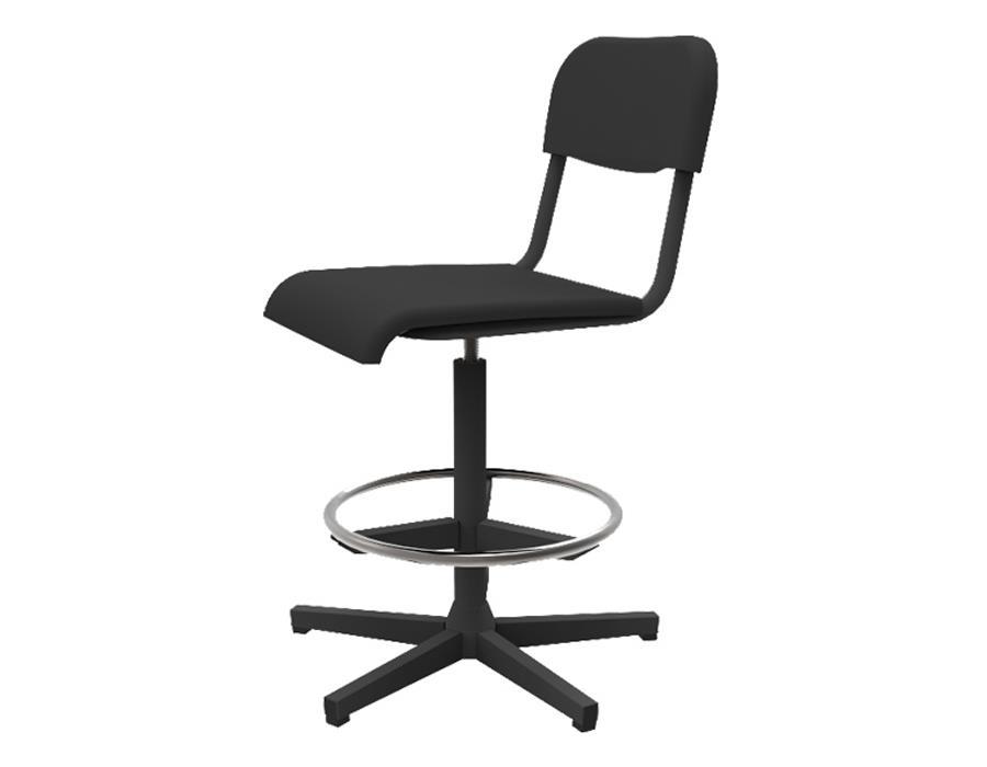 Nautilus sedia per tavolo da disegno intervideo srl - Sedia a dondolo disegno ...
